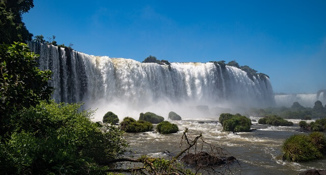 Iguazu Falls - Brazilian Side