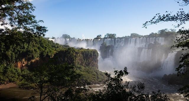 Iguazu Falls - Argentinean Side